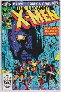 Uncanny X-Men 149 (VF+)