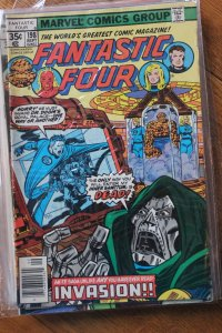 FANTASTIC FOUR #198 (Marvel,1978) Condition FN