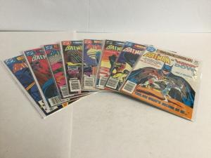 Brave And The Bold 181 182 183 185 185 186 188 196 Lot Vf-Nm Very Fine-Near Mint