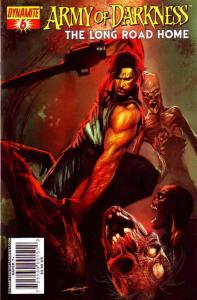 Army of Darkness: The Long Road Home #6B VF/NM; Dynamite | save on shipping - de