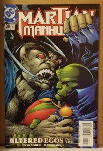 Martian Manhunter #30 (2001)