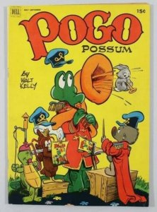 POGO POSSUM #10 1952 DELL by WALT KELLY ''INFINITY VF / NM CONDITION COMIC BOOK