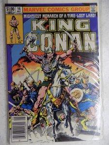 King Conan #16 (1983)