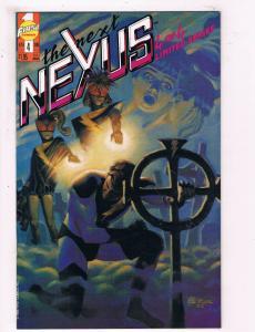 The Next Nexus #4 VF First Comics Comic Book Baron 1989 DE25