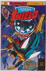Legend of the Shield #7