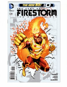 Firestorm #0 (NM) ID#MBX1
