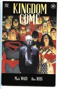 Kingdom Come Book 2 1996-comic book-Alex Ross