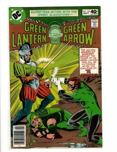 11 DC Comics Green Lantern and Green Arrow 120 121 Green Lantern 127 131 + J461