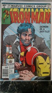 Iron Man #128 (Nov-79) FN/VF