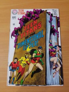 Teen Titans #16 ~ VERY FINE - NEAR MINT NM ~ (1968, DC Comics)