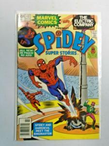 Spidey Super Stories #43 4.0 VG (1979)