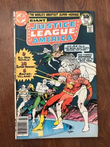 Justice League of America #139  (DC Comics; Feb, 1977) - Giant issue - VF