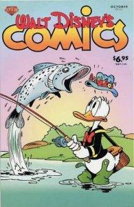 Walt Disney's Comics and Stories #637, NM (Stock photo)