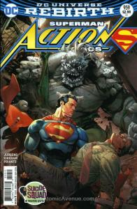 Action Comics #959 VF/NM; DC | save on shipping - details inside