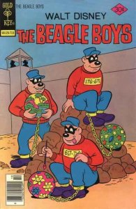 Beagle Boys #38, Fine (Stock photo)