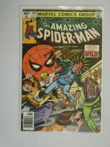 Amazing Spider-Man #206 Newsstand edition 7.0 FN VF (1980 1st Series)