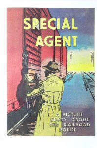 Special Agent (1959 series) #1, VF+ (Actual scan)