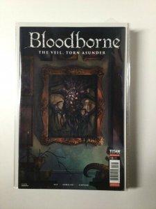 Bloodborne 13 Variant Near Mint Titan Comics HPA
