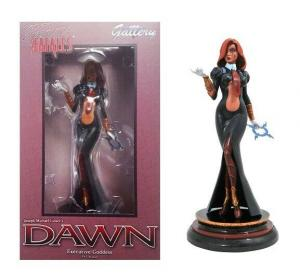 Joseph Michael Linsner's Dawn Executive Goddess Femme Fatales PVC Figure - New!