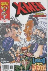 X Men volumen 2 numero 39