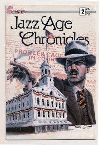 Jazz Age Chronicles (1990 Caliber) #2 VF