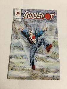 Bloodshot 6 Nm Near Mint First Ninjak Valiant