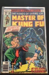 Master of Kung Fu #65 (1978)