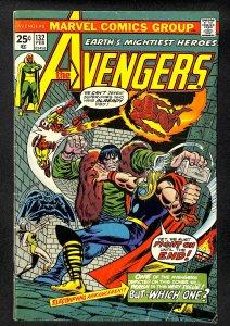 The Avengers #132 (1975)