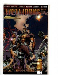Wetworks #1 (1994) SR36