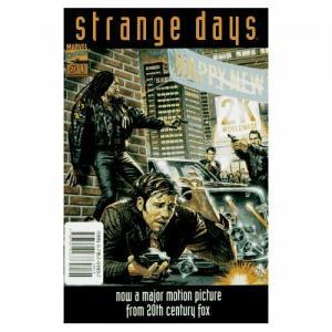 STRANGE DAYS  MOVIE ADAPT  Angela Bassett, FiennesVF-NM