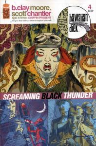 Hawaiian Dick: Screaming Black Thunder #4 VF/NM; Image | save on shipping - deta