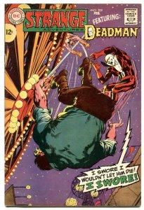 Strange Adventures #209 1968-DEADMAN- Neal Adams VF