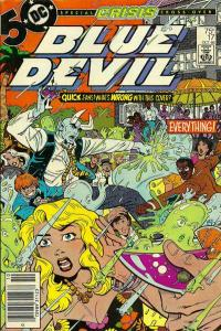 Blue Devil #17, NM- (Stock photo)