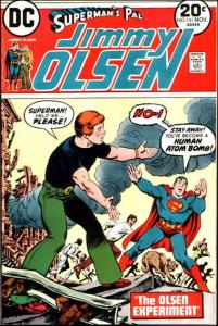 DC SUPERMAN'S PAL JIMMY OLSEN #161 VG+