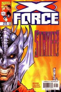 X-Force (1991 series) #74, NM (Stock photo)