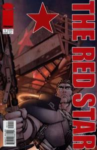 Red Star (2000 series) #1, NM- (Stock photo)