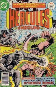 Hercules Unbound #10, VF- (Stock photo)
