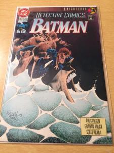 Detective Comics #663 Knightfall