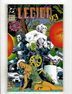 L.E.G.I.O.N. #50 (1993) DC Comic Superman Flash OF7