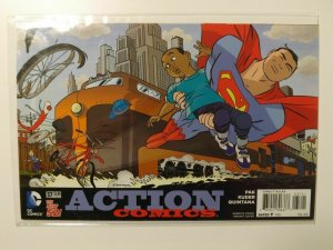Action Comics #37 (New 52) Darwyn Cooke Variant
