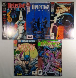 Detective Comics Annual Lot #2 3 4 5 6 Sam Keith Joker Batman DC