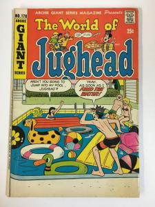 ARCHIE GIANT SERIES (1954-1992)178 VG COMICS BOOK