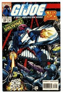 G.I. JOE #148 1994- late issue low print run- Snake Eyes NM-