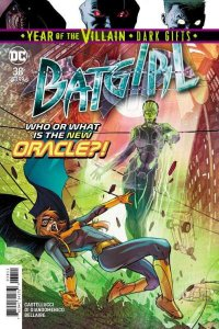 Batgirl (2016 series) #38, NM (Stock photo)