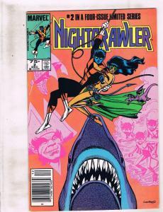 10 Marvel Comics Nightcrawler 2 3 Spitfire 1 Wolverine 64 66 Defenders 1 ++ J238