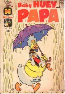 BABY HUEY & PAPA (1962-1968) 8 FR July 1963 COMICS BOOK