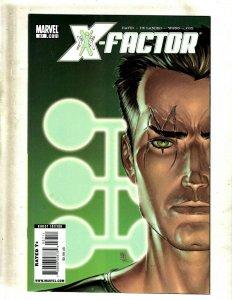 Lot Of 12 X-Factor Marvel Comic Books # 37 38 39 40 41 42 43 44 45 46 47 48 RP5