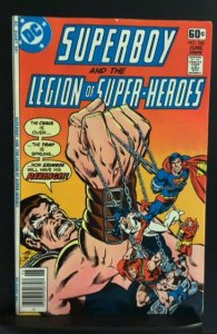 Superboy and the Legion of Super-Heroes #240 (1978)