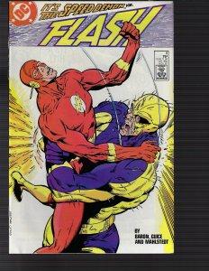 Flash #6 (DC, 1987)