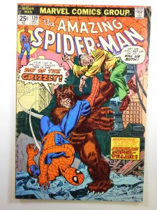 The Amazing Spider-Man #139 (1974) VG-